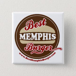 El mejor botón de la hamburguesa de Memphis