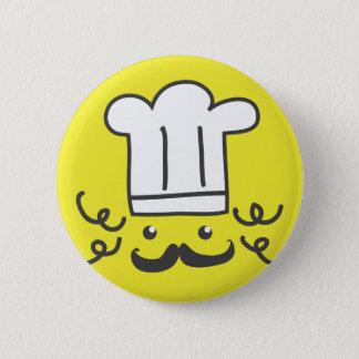 El mejor botón del cocinero del mundo