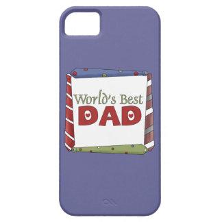 El mejor caso del iPhone 5 del papá del mundo iPhone 5 Case-Mate Cárcasas