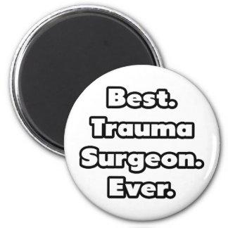 El mejor. Cirujano del trauma. Nunca Iman De Nevera