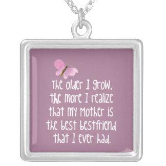 El mejor collar del día de madre de Bestfriend
