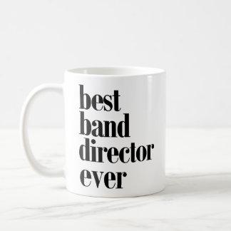 ¡El mejor director Ever Mug de la banda! Taza De Café