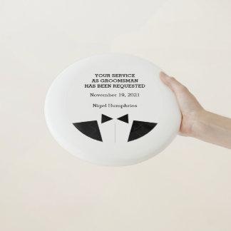 El mejor disco volador del hombre o del padrino de