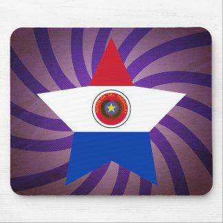 El mejor diseño de la bandera de Paraguay Alfombrilla De Ratón