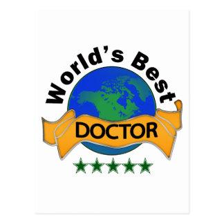 El mejor doctor del Wold Postal