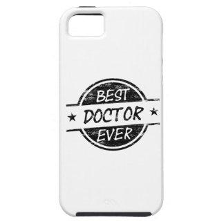 El mejor doctor Ever Black iPhone 5 Fundas