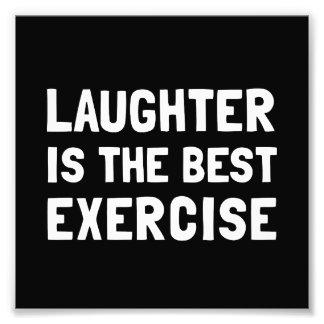 El mejor ejercicio de la risa impresiones fotograficas