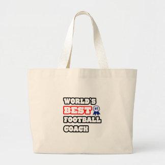 El mejor entrenador de fútbol del mundo bolsas