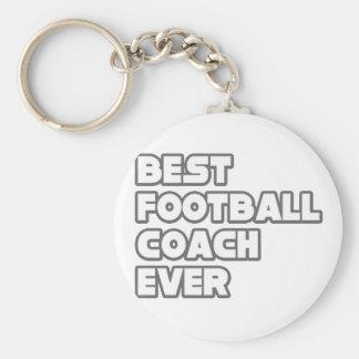 El mejor entrenador de fútbol nunca llavero