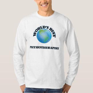 El mejor fisioterapeuta del mundo camisas