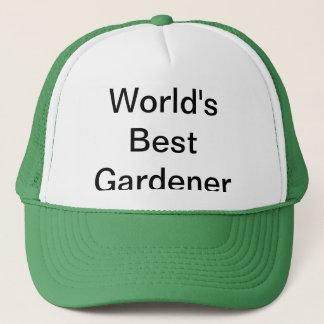 El mejor gorra del jardinero del mundo