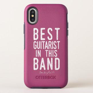El mejor guitarrista (quizá) (blanco)