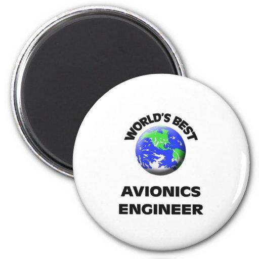 El mejor ingeniero de la aviónica del mundo imanes