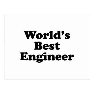 El mejor ingeniero del mundo postal