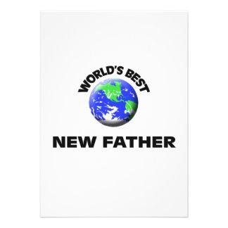 El mejor nuevo padre del mundo anuncios personalizados