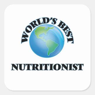 El mejor nutricionista del mundo