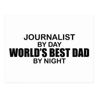 El mejor papá del mundo - periodista postal