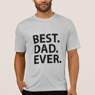 El mejor. Papá. Nunca. Camisa