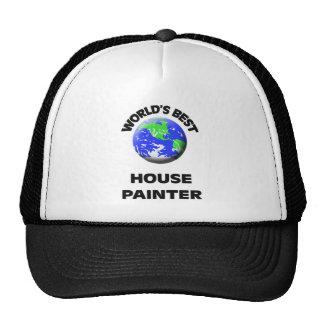 El mejor pintor de la casa del mundo gorra