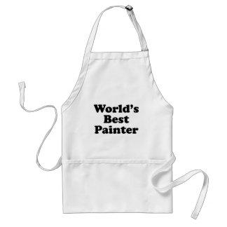 El mejor pintor del mundo delantal