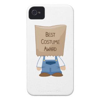 El mejor premio del traje iPhone 4 Case-Mate fundas