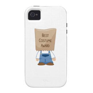 El mejor premio del traje Case-Mate iPhone 4 fundas