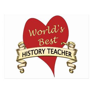 El mejor profesor de la historia del mundo postal