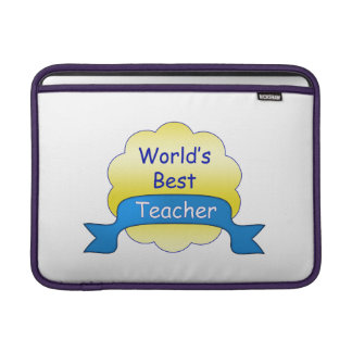 El mejor profesor del mundo funda para MacBook air