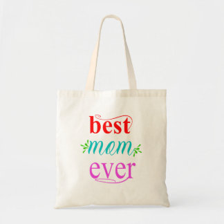 El mejor regalo de la bolsa de asas de la mamá