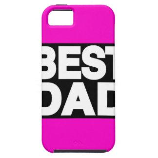 El mejor rosa de LG del papá iPhone 5 Case-Mate Cobertura