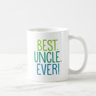 El mejor. Tío. ¡Nunca! Taza De Café