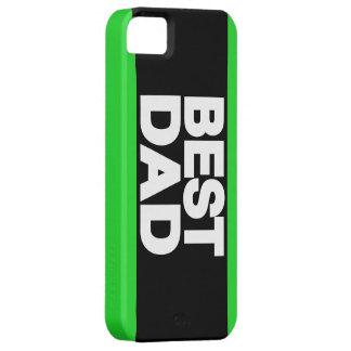 El mejor verde de LG del papá iPhone 5 Case-Mate Protector