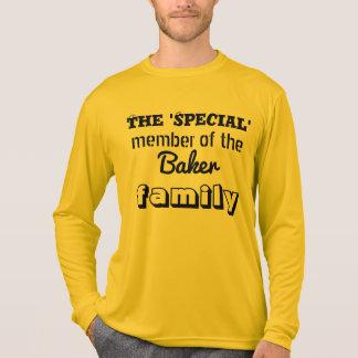 El miembro especial de la familia camiseta