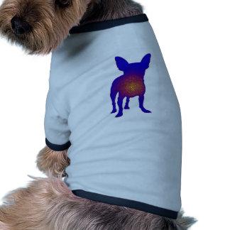 El mini camisa de mascota