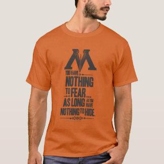 El ministerio del encanto el | de Harry Potter de Camiseta