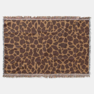 El modelo de la impresión de la piel de la jirafa manta