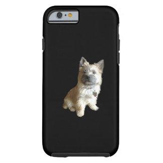 ¡El mojón Terrier más lindo nunca!  ¡Más lindo que Funda De iPhone 6 Tough