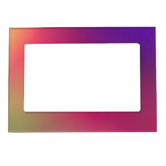 El momento de creación marcos magneticos para fotos