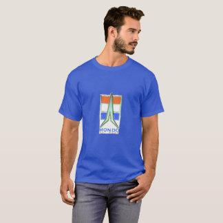 El MONDO T - Plymouth Rockin Camiseta