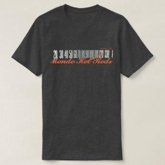 El Mondo T - un Mondo Speedo Camiseta