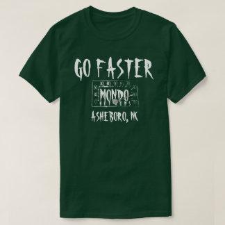 El MONDO T - verde oxidado Camiseta