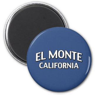 EL Monte California Iman De Frigorífico