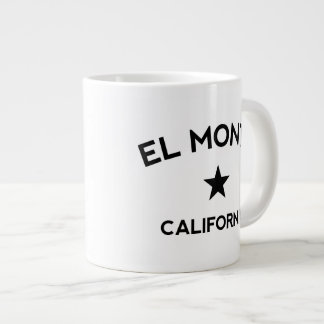 EL Monte California Taza Grande