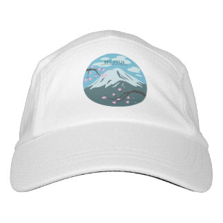 El monte Fuji Gorra De Alto Rendimiento