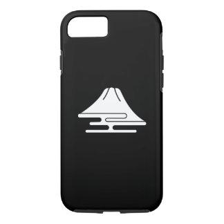 El monte Fuji y neblina Funda Para iPhone 8/7
