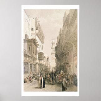 """EL Mooristan, El Cairo de la mezquita, de """"Egipto  Impresiones"""