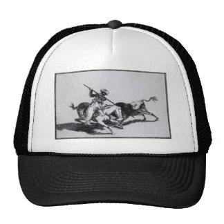 El Morisco Gazul es el primer para luchar toros Gorras
