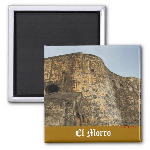 EL Morro, imán de San Juan, Puerto Rico