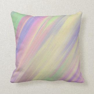 El multicolor del estilo del teñido anudado mezcló cojín decorativo