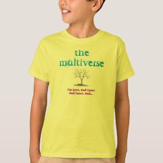 el multiverse camiseta